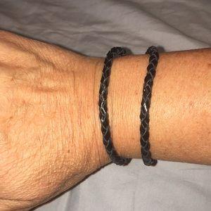 Ralph Lauren double wrap bracelet